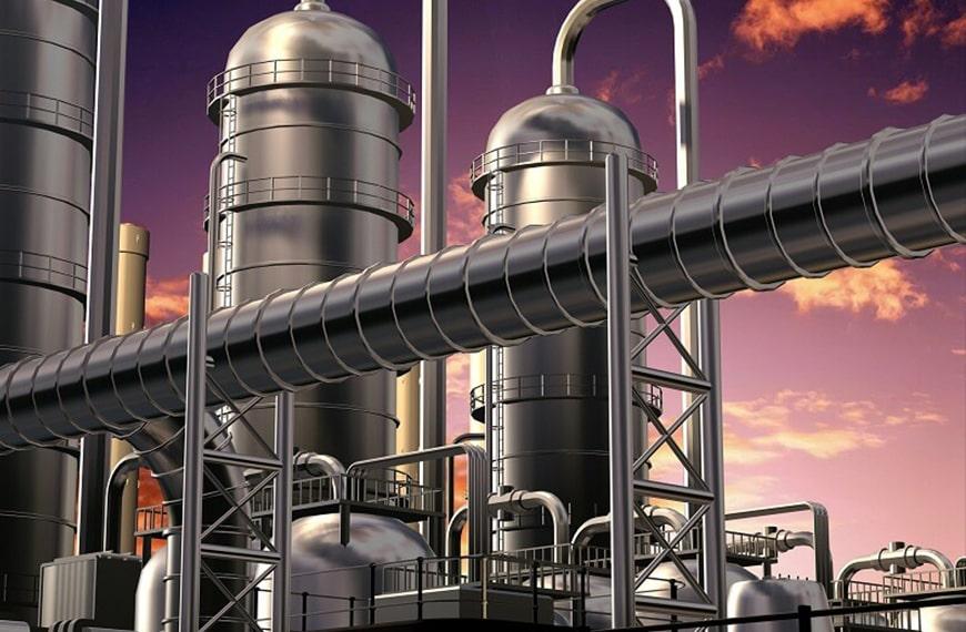 اهمیت صنایع شیمیایی
