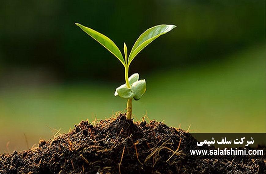 عوامل اسیدی شدن خاک - سلف شیمی