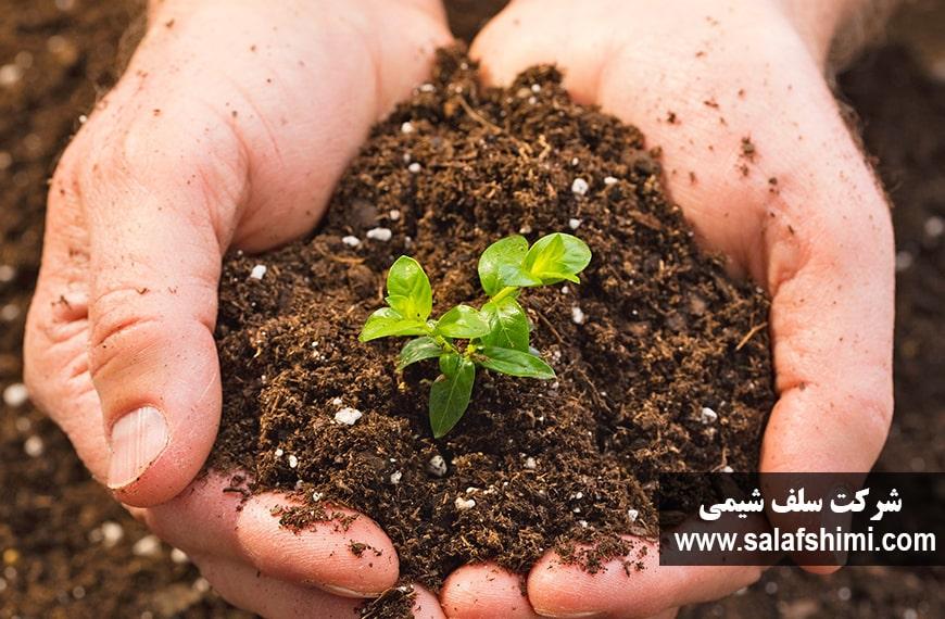 عوامل قلیایی شدن خاک - سلف شیمی