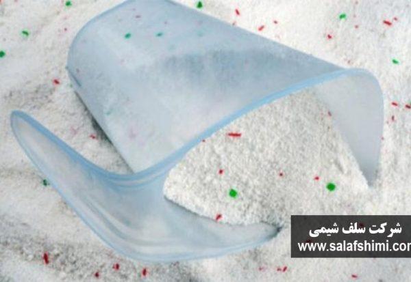 کاربرد سولفات سدیم در صنایع شوینده - سلف شیمی