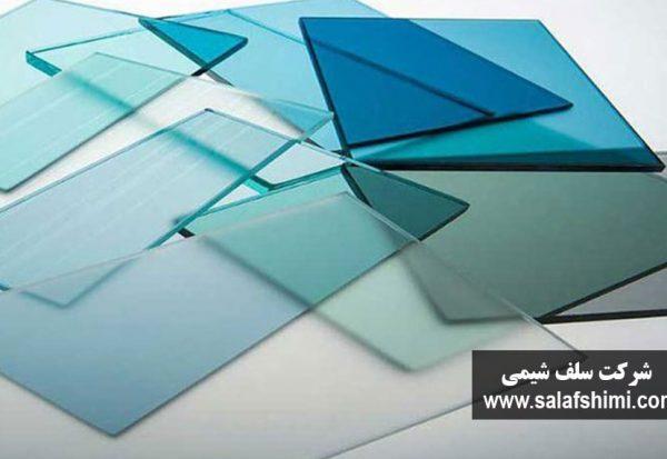 سولفات سدیم در صنایع شیشه سازی - سلف شیمی